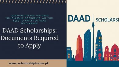 Photo of DAAD Scholarship: Documents Required to Apply