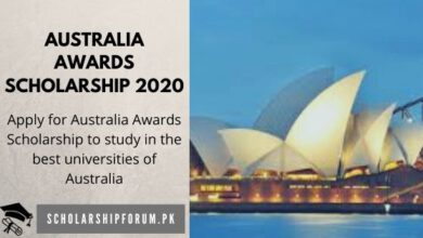Photo of Australia Awards Scholarship 2020