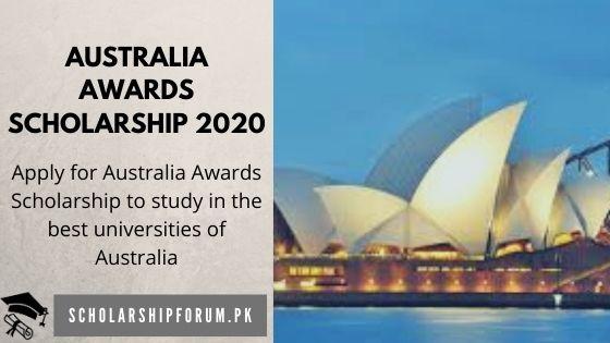 Australia Awards Scholarship