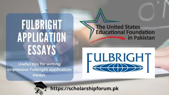 Fulbright application essays useful tips