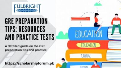 Photo of GRE Preparation Tips: Resources and Practice Tests